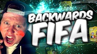 FIFA 15 | BACKWARDS TEAM CHALLENGE! Thumbnail