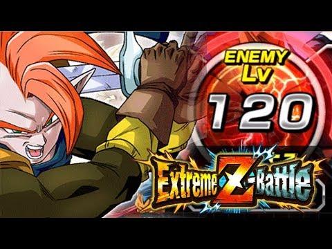 STAGE 120?! Extreme Z-Battle Family Kamehameha Event Dragon Ball Z Dokkan Battle