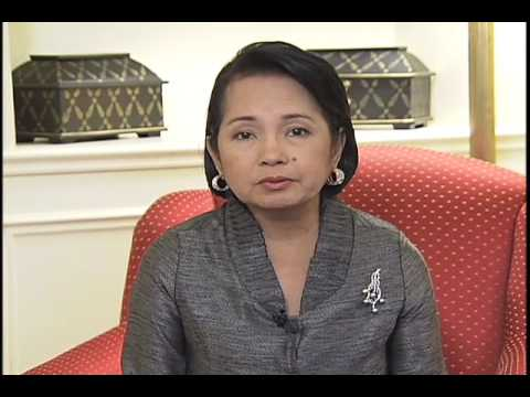 Message of President Gloria Macapagal Arroyo on the Death of  Former President Corazon C. Aquino