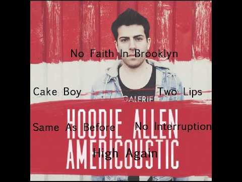 Hoodie Allen 'Americoustic' Full EP