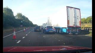 Genuine mistake leaves trucker raging