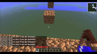 lets play miecraft adventura map 500 jump to sucase (Deutsch) [German]