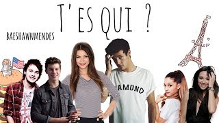 T'es qui ? - Cameron Dallas - fanfiction française