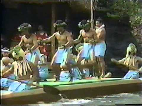 1987 Portrait of Polynesia - Polynesian Cultural Center, Laie, Hawaii