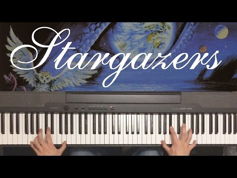 Stargazers by Nightwish (Piano Version)