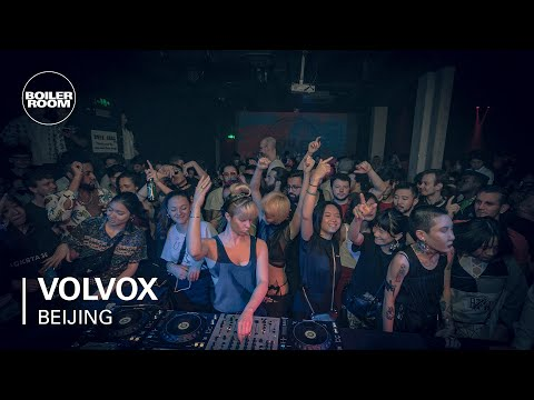 Volvox   Boiler Room Beijing