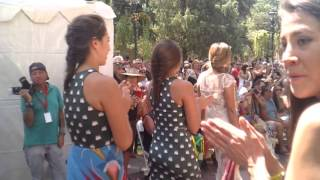 Haute Couture Native Fashion Show Santa Fe Indian Market 2015   Exclusive