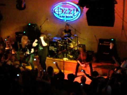Katatonia - Ghost Of The Sun (Live at Ozzy Bar Bogotá-Colombia)