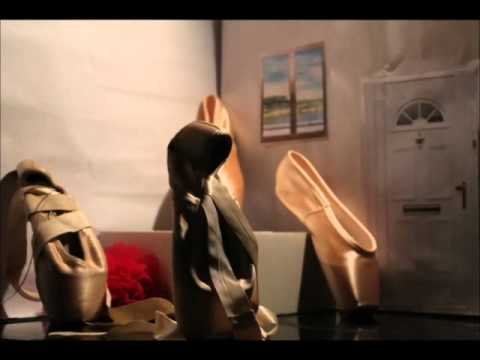 "Stop Motion Animation  ""ballet shoes in love"".wmv"