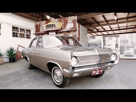 Holden HD HR X2 - Shannons Club TV - Episode 41