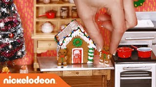 Tiny Kitchen Treats: Tiny Gingerbread House