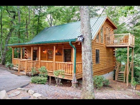 Call Of The Wild 2 Bedroom Cabin Near Gatlinburg Tn Heartland