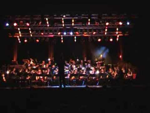 "Modern Wind Orchestra  "" Europa "" Carlos Santana , Guitar-""The Great"" Mr. Peter Florek"