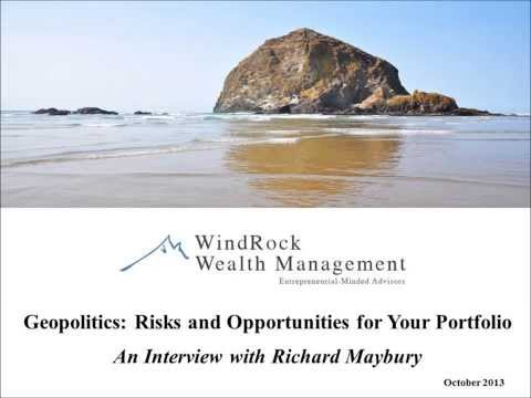 Geopolitics: Risks and Opportunities for Your Portfolio