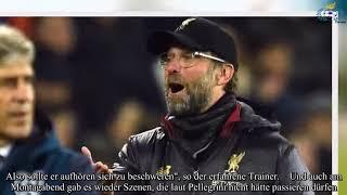 Liverpool stolpert gegen West Ham - Pellegrini mit Seitenhieb gegen Klopp