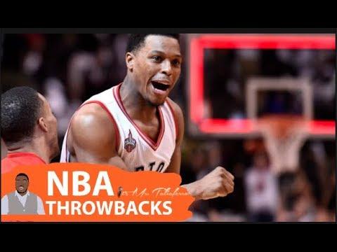 NBA THROWBACK: Kyle Lowry SHOCKS Toronto Raptors Fans With CLUTCH Game Tying Three Vs Miami Heat