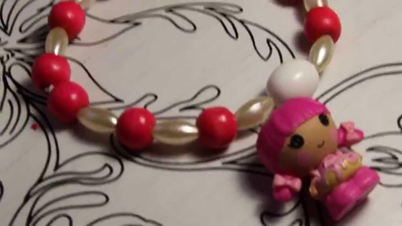 Лалалупси браслеты