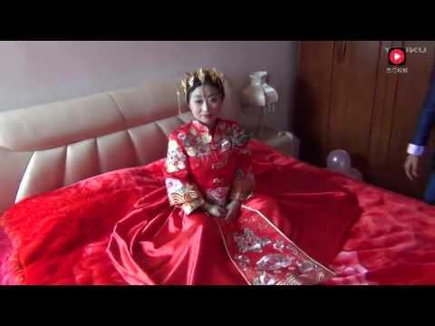 真实中国婚礼新娘的新郎求婚感人视频越看越感人