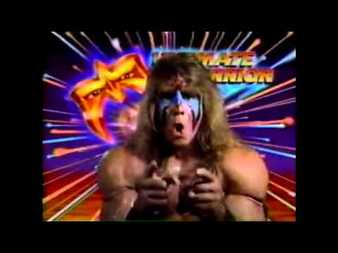 The Ultimate Warrior Load The Spaceship With The Rocket Fuel