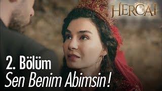 Azat, Reyyana aşkını itiraf ediyor - Hercai 2. Bölüm