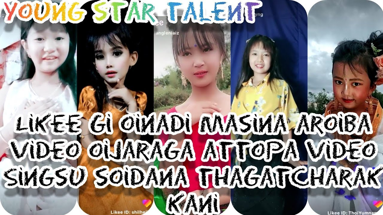 Manipur Young Star Talent collection aroiba episode
