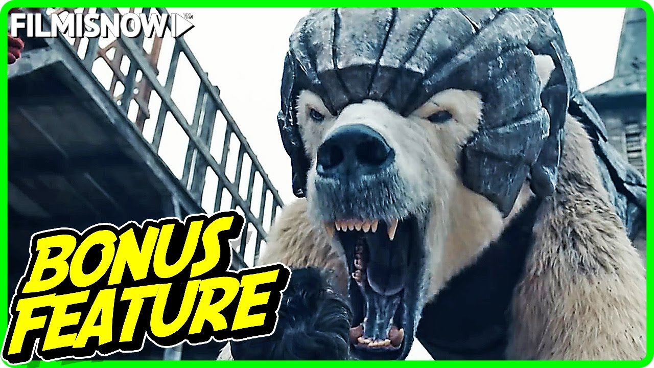 HIS DARK MATERIALS   Bringing Daemons and Bears to Life Featurette (HBO)