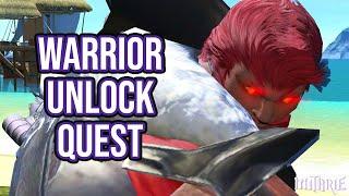 FFXIV 2.0 0116 Warrior Unlock Quest
