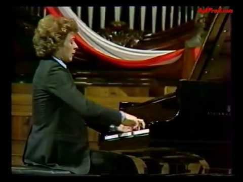 Erik BERCHOT - Scherzo op 31 n°2 de F. CHOPIN - Varsovie 1980