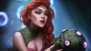 INJUSTICE 2 POISON IVY ENDING - Arcade Ladder Walkthrough Gameplay (Character Story)