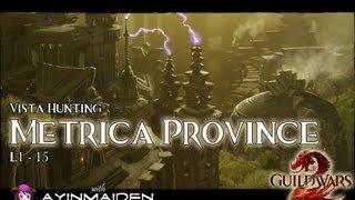 ★ Guild Wars 2 ★ - Metrica Province Vistas