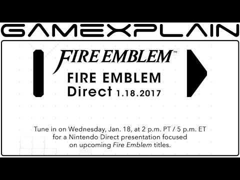 Fire Emblem Direct Date & Time Announced