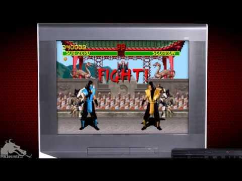 MK Emulation - Mortal Kombat 1 from MKDeception Bonus Disc for PlayStation 2