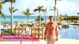 Meetings & Incentives at Hyatt Ziva Cancun - Take the Tour