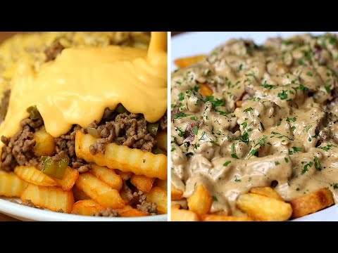 8 Seriously Loaded Fries Recipes
