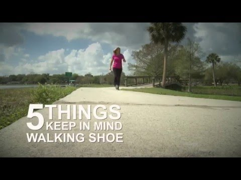 How To: Find the Right Walking Shoe