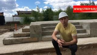 видео Ленточный фундамент под ключ в Московской области и Подмосковье