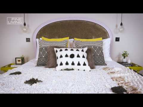 Fine Living Channel - How to create a sumptuous bedroom environment