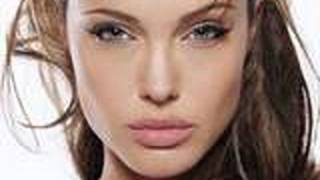 Angelina Jolie Cat Eye