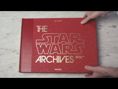 NEW Star Wars Archives: Eps I-III: 1999-2005 by Paul Duncan - Unboxing by Author