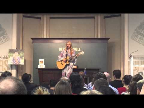 Jewel - Carnivore live at Barnes and Noble in NYC on 9/14/2015