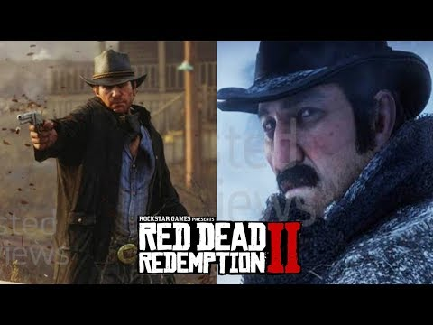 Red Dead Redemption 2 - HUGE LEAK! New Images, Gameplay Info, Story Details, Battle Royale & More!