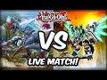 Yu-Gi-Oh! Live Duel: Lost World Dino vs Rokket Dragon Link |INSANE MATCH!|