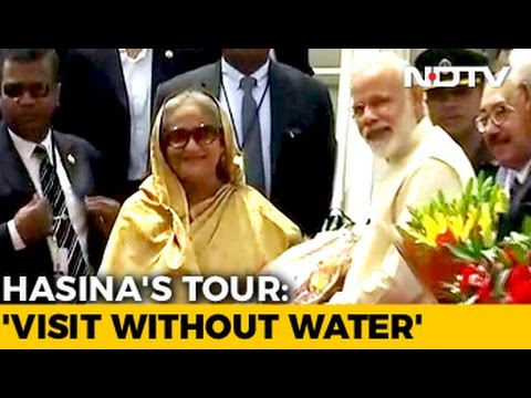 PM Narendra Modi Goes To Airport For Sheikh Hasina In 'Normal Traffic'