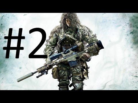 "Sniper Ghost Warrior 3 gameplay / walkthrough #2 / ultra settings ""Gas Station"""