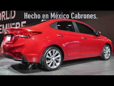 Accent 2018 Hyundai Precios Mexico