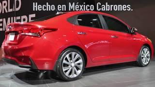 Accent 2018 Hyundai Precios Mexico смотреть