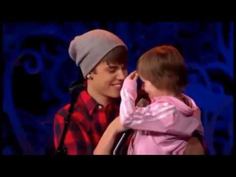 Video Justin Bieber's Brother & Sister - Jaxon Bieber & Jazmyn Bieber