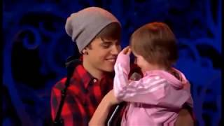 Video Justin Bieber's brother & Sister - Jaxon Bieber & Jazmyn Bieber