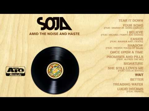 SOJA - Amid The Noise And Haste (Album Sampler)