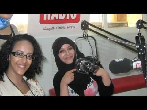 GGM VISITS HIT RADIO IN MOROCCO